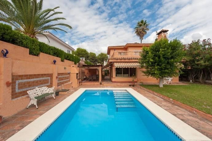Bild: 4 rum villa på V2732, Villa Mijas Costa, Spanien Mijas Costa