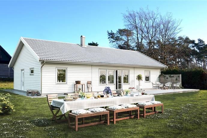 Bild: 4 rum villa på Tallvägen 9B, Landskrona kommun