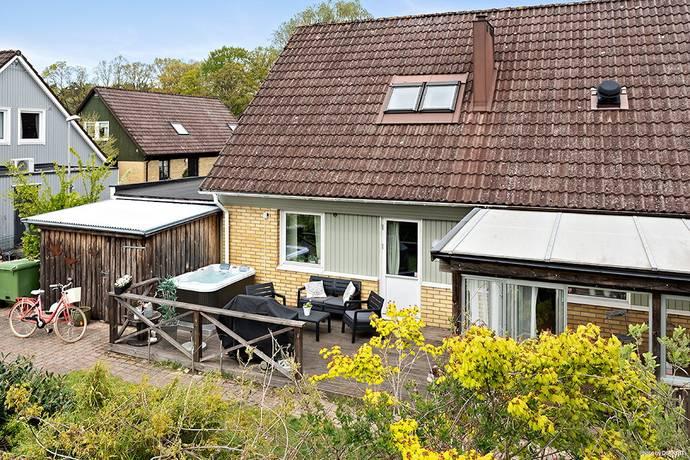 Bild: 8 rum villa på Majsgatan 26, Ängelholms kommun Södra Utmarken