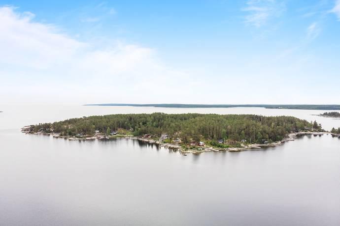 Bild: 3 rum fritidshus på Skigan ö utanför Juniskär, Sundsvalls kommun Juniskär