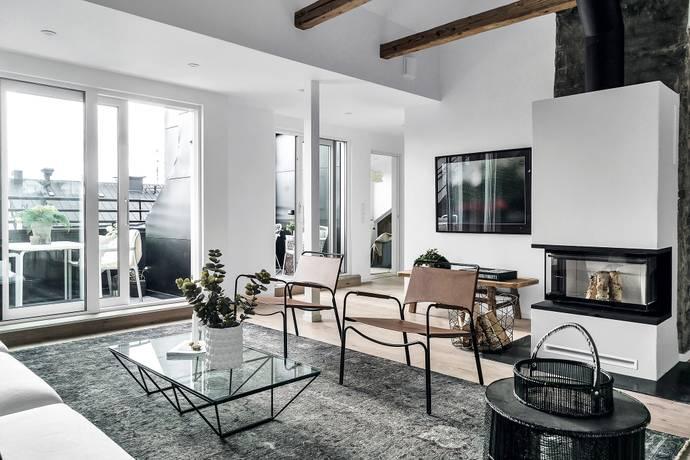 Bild: 4 rum bostadsrätt på Maria prästgårdsgata 15, Stockholms kommun Södermalm