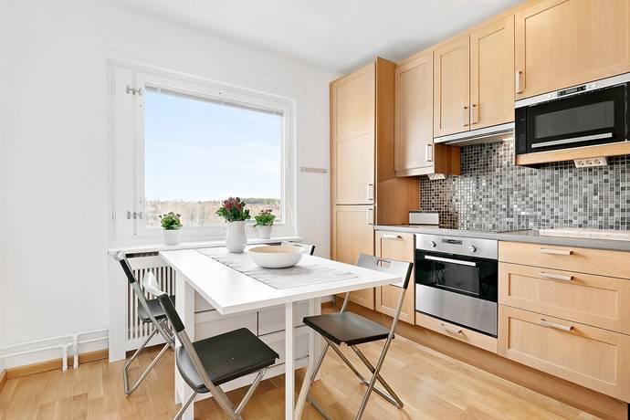 Bild: 3 rum bostadsrätt på Dagsverksvägen 199 ( Våning 3 ), Stockholms kommun Spånga - Solhem