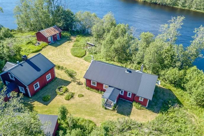Bild: 70 m² villa på Skogaforsen 10, Hagfors kommun Skogaforsen