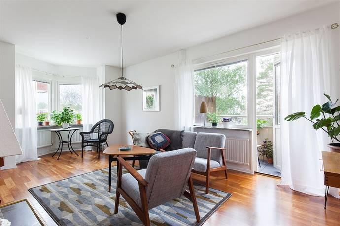 Bild: 3 rum bostadsrätt på Doktor Sandbergs Gata 11 A, Nybro kommun Centralt