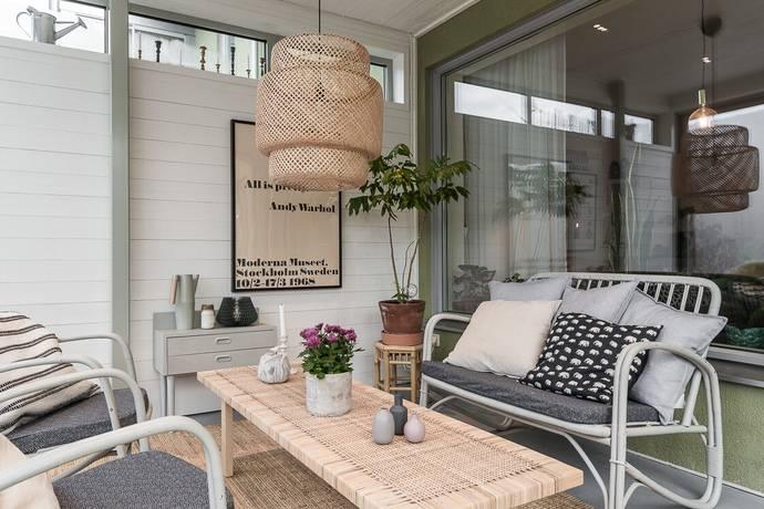 Bild: 3 rum bostadsrätt på Eklövsgatan 48, Växjö kommun Biskopshagen