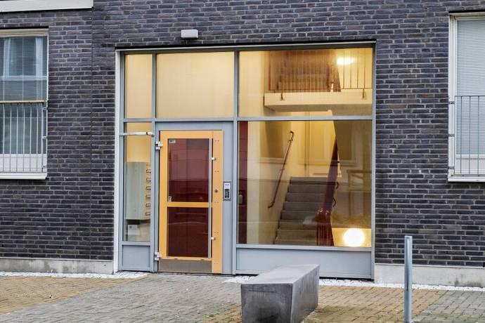 Bild: 1 rum bostadsrätt på Gamla Tuvevägen 18, Göteborgs kommun Centrala Hisingen-Kvillebäcken