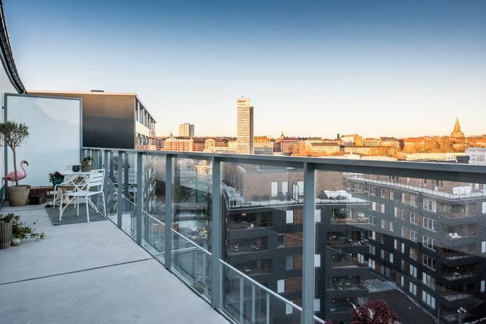 Bild: 3 rum bostadsrätt på Hammarby Allé 7, Stockholms kommun Hammarby Sjöstad