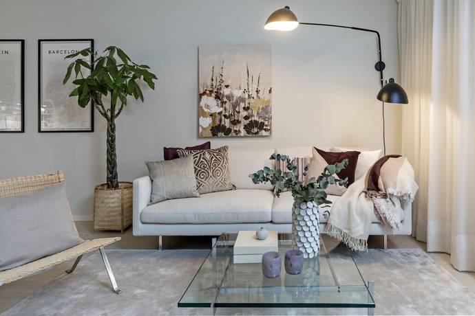 Bild: 4 rum bostadsrätt på Östhammarsgatan 70, Stockholms kommun Gärdet