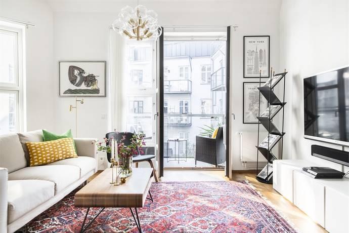 Bild: 3 rum bostadsrätt på Baltzarsgatan 41 B, Malmö kommun City