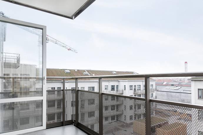 Bild: 1,5 rum bostadsrätt på Fernissagatan 10, Malmö kommun Limhamns Sjöstad