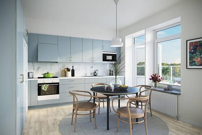 Bild: 1 rum bostadsrätt på Stora Törnekvior 13A, Gotlands kommun Visby