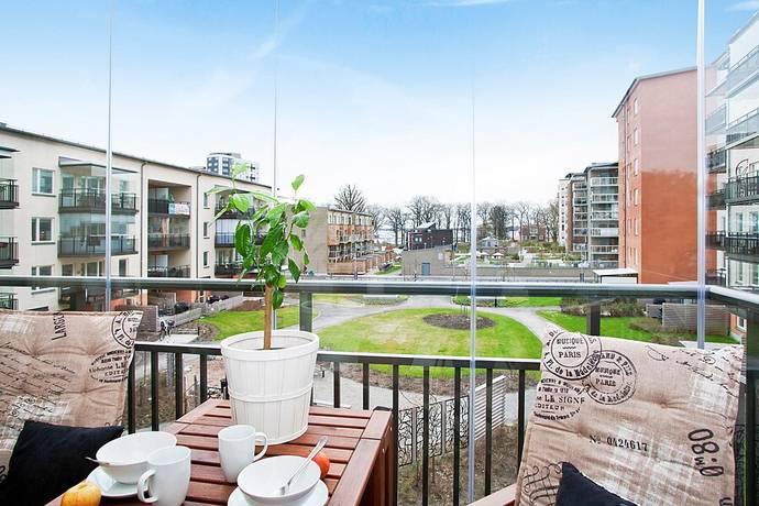Bild: 3 rum bostadsrätt på Genuagatan 6, Västerås kommun Öster Mälarstrand