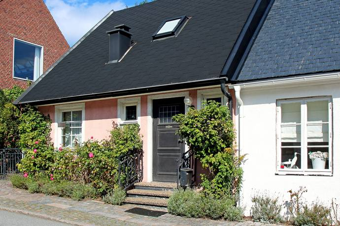 Bild: 6 rum radhus på Agardhsgatan  11A, Båstads kommun Hamnen