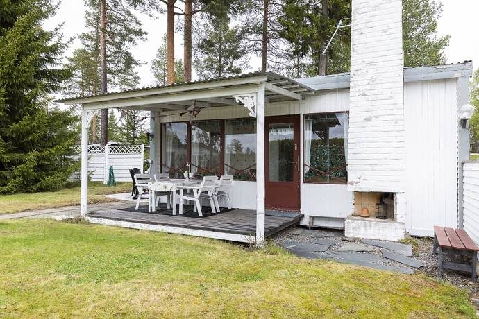 Bild: 3 rum fritidshus på Boviksbadet 248, Skellefteå kommun Boviken