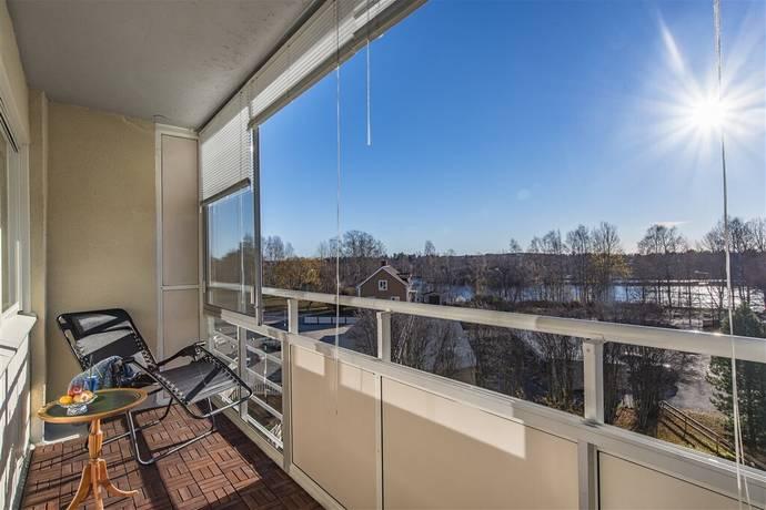 Bild: 3 rum bostadsrätt på Kvarnvägen 11, Umeå kommun Väst på stan
