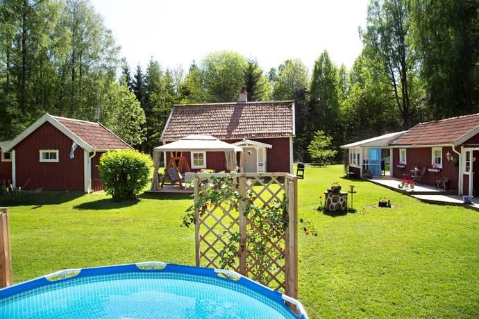 Bild: 1 rum fritidshus på Österskog 1, Mjölby kommun Mantorp,Veta
