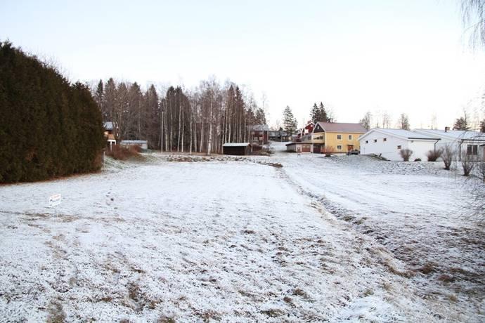 Bild: tomt på Solvägen 21, Örnsköldsviks kommun Kroksta