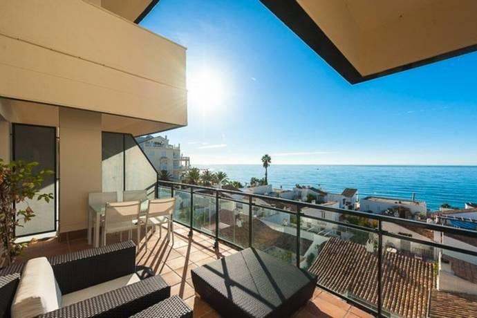 Bild: 2 rum bostadsrätt på Strandnära havsutsikt Estepona, Spanien Granados Playa, Costa del Sol
