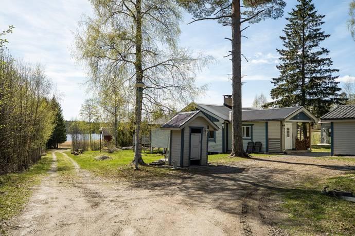 Bild: 4 rum villa på Hornön  160, Örnsköldsviks kommun Hornön