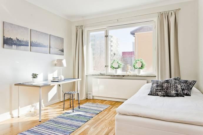 Bild: 1 rum bostadsrätt på Odensgatan 4B, Uppsala kommun Främre Luthagen