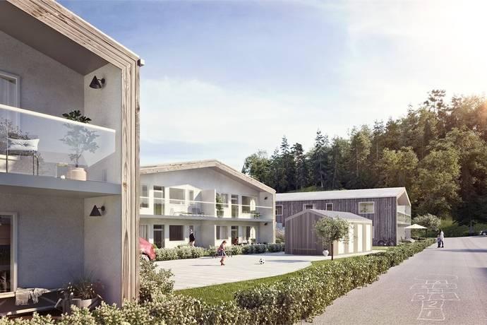 Bild: 3 rum bostadsrätt på Henåns Ängar, Orust kommun Henån