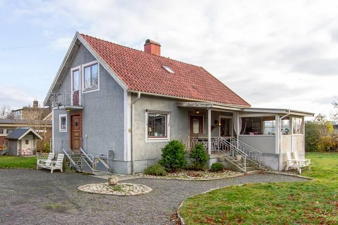 Bild: 4 rum villa på Bolsvägen  14, Karlshamns kommun Mörrum centralt