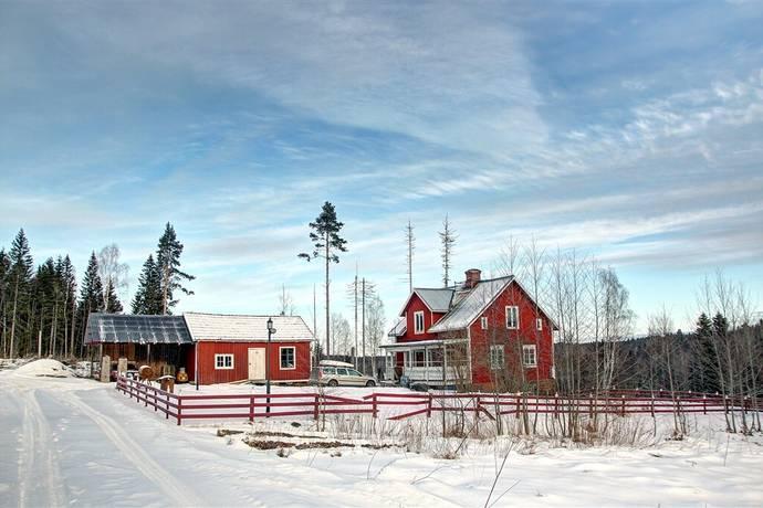 Bild: 3 rum villa på Hedsta 145, Hudiksvalls kommun Forsa