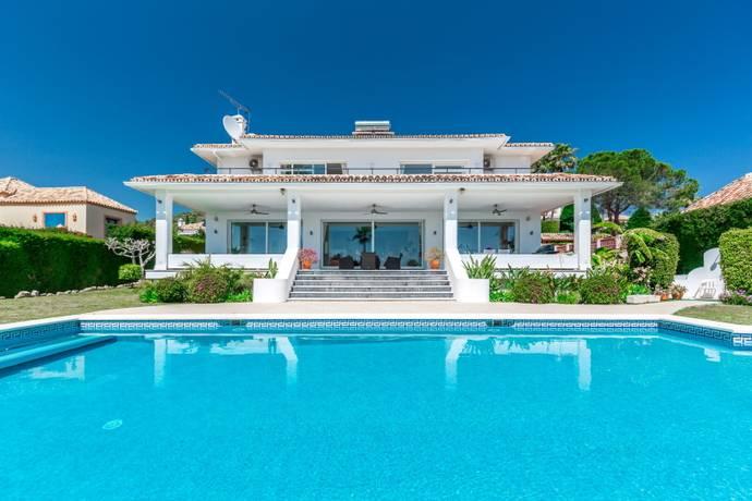 Bild: 6 rum villa på Villa Los Naranjos, Calle Sirio, Spanien