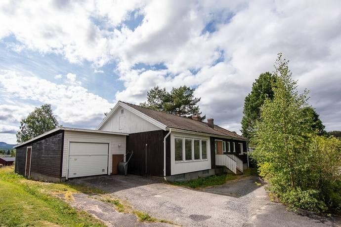 Bild: 6 rum villa på Ödmarksvägen 7, Örnsköldsviks kommun Bredbyn