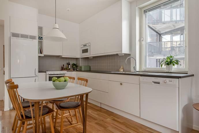 Bild: 2,5 rum bostadsrätt på Annedalsvägen 30, Stockholms kommun Bromma/Annedal