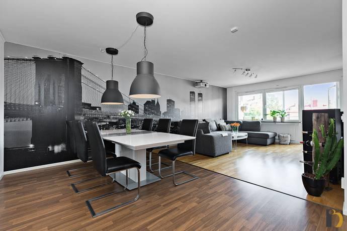 Bild: 3 rum bostadsrätt på Östra Järnvägsgatan 30A, Vännäs kommun Vännäs centrum