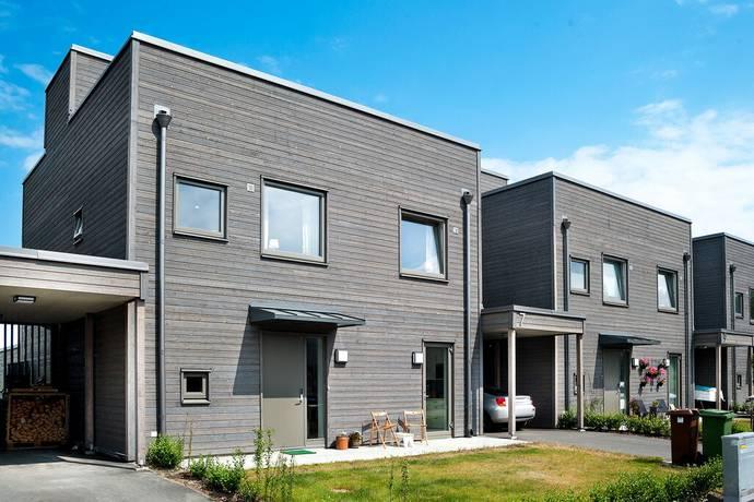 Bild: 5 rum radhus på Bastenshällsvägen 7, Nyköpings kommun Arnö