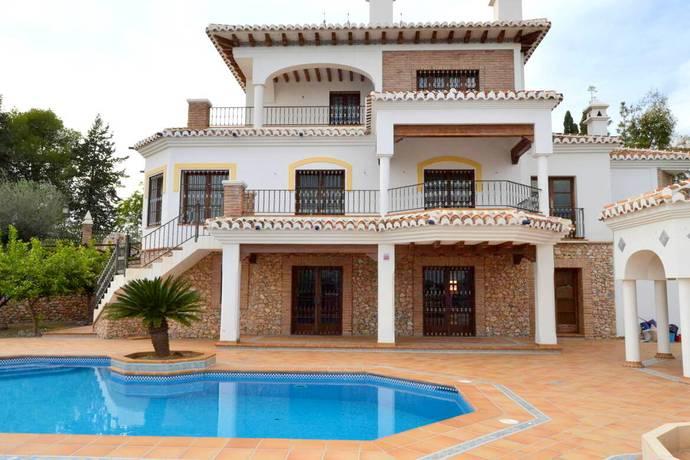 Bild: 7 rum villa, Spanien Frigiliana