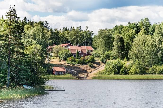 Bild: 7 rum villa på Malmakvarn Marieberg, Flens kommun Malmköping