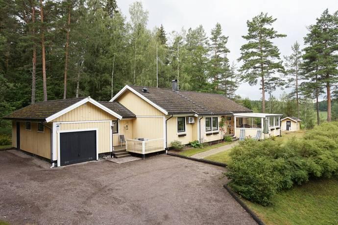 Bild: 4 rum villa på Backafall 1, Valdemarsviks kommun Valdemarsvik