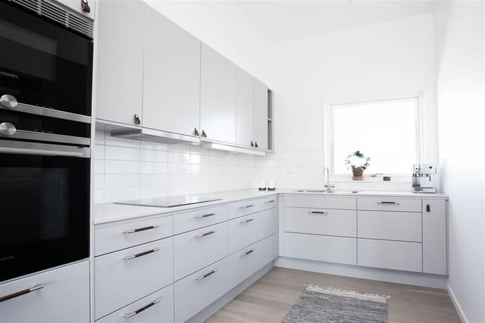 Bild: 5 rum radhus på Droppstensgatan RH1-1001, Varbergs kommun Breared