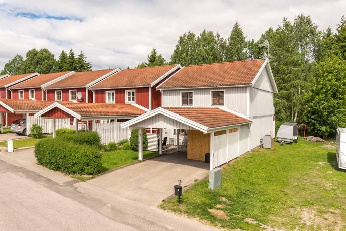 Bild: 5 rum villa på Vallonvägen 28, Hudiksvalls kommun Iggesund