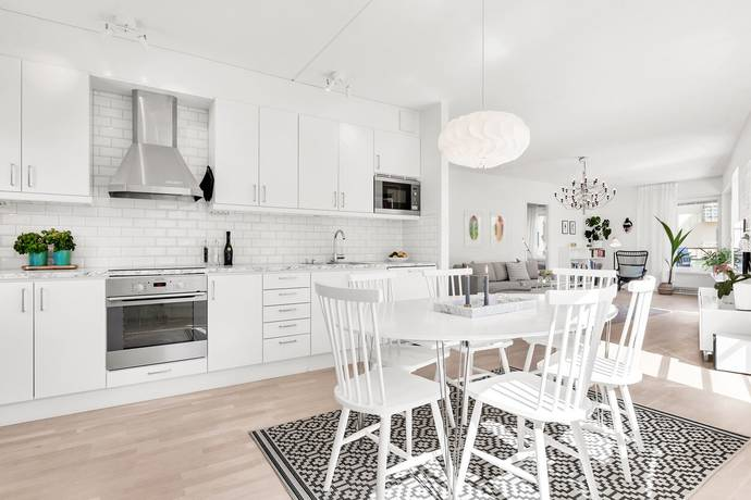 Bild: 4 rum bostadsrätt på Finnboda Parkväg 18 A, Nacka kommun Finnboda Hamn