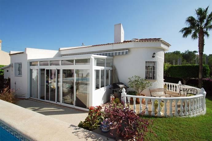 Bild: 3 rum villa på Enplansvilla med privat pool, Spanien Torrevieja Söder - San Miguel de Salinas