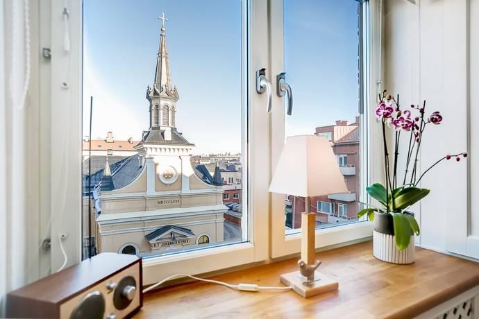 Bild: 5 rum bostadsrätt på Kungsgatan 39 A, Uppsala kommun City