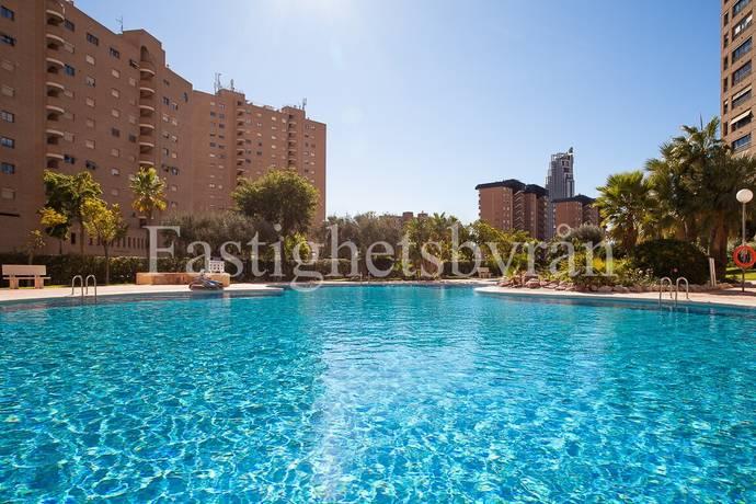 Bild: 2 rum bostadsrätt på Poniente lgh-400m till stranden!, Spanien Benidorm | Costa Blanca