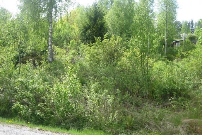 Bild: tomt på Smekullvägen 5, Kils kommun Säbytorp