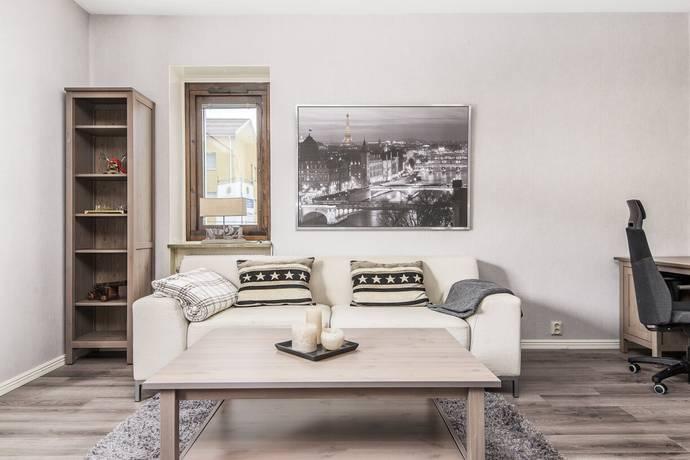 Bild: 2 rum bostadsrätt på Hagagatan 48 A, Norrköpings kommun Haga