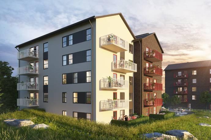 Bild: 1 rum bostadsrätt på Tollare Ängsväg, 1 rok, Nacka kommun Tollare
