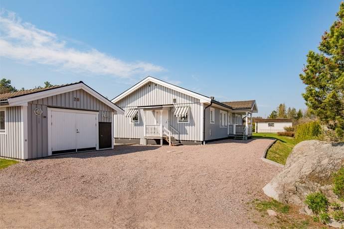 Bild: 4 rum villa på Smedsgatan 20, Hofors kommun Lillån