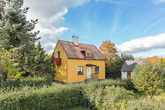 Bild: 4 rum villa på Bandelsvägen 13, Lunds kommun Håstad