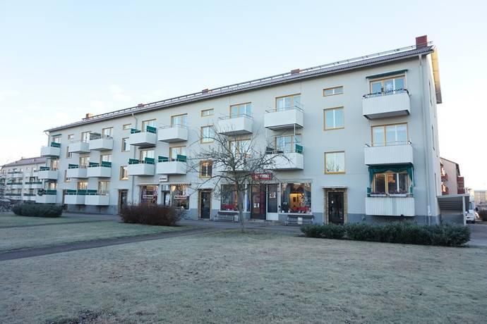 Bild: 2 rum bostadsrätt på Majorsallén 25 C, Lidköpings kommun Gamla Staden