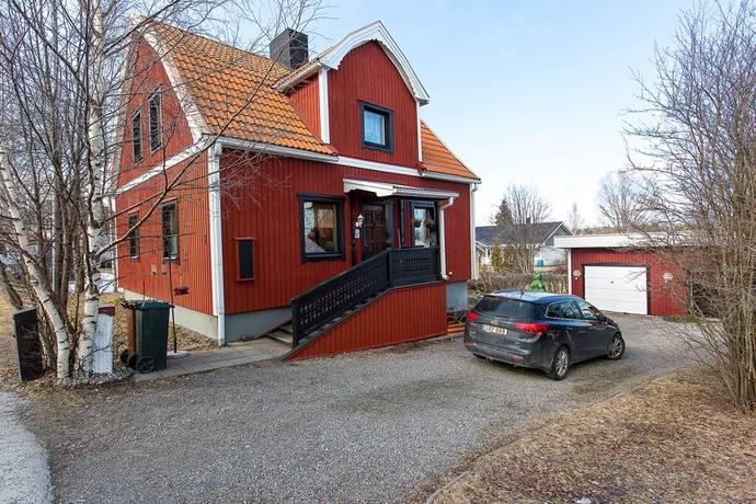 Bild: 5 rum villa på Norra Ringvägen  3, Skellefteå kommun Kallholmen