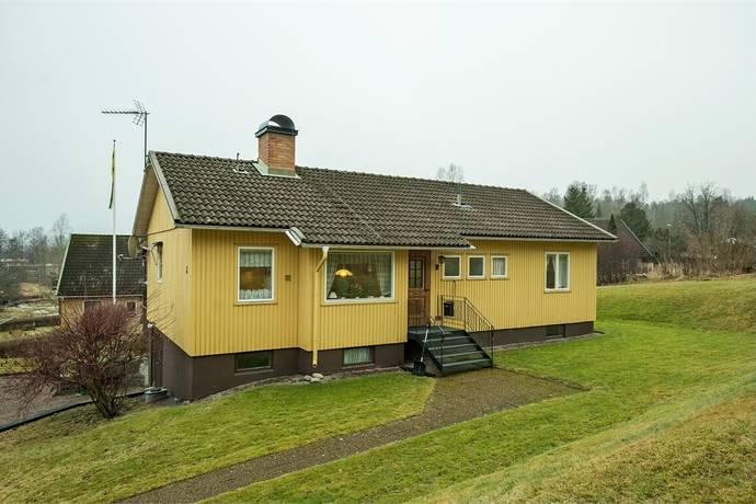 Bild: 4 rum villa på Frödings väg 3, Arvika kommun Edane