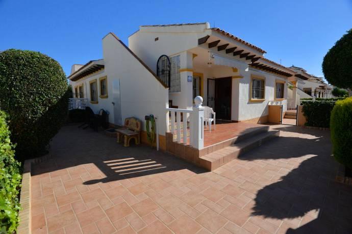 Bild: 3 rum radhus på Fint 1-planshus med takterrass, Cabo Riog, Spanien Orihuela Costa / Costa Blanca